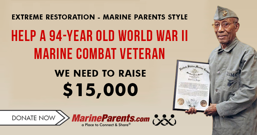 Announcements from RecruitParents com Marine Corps Bootcamp Recruit
