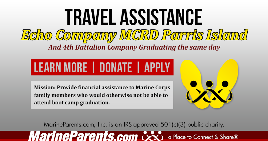 Echo Company Parris Island Graduation 06-18-2021