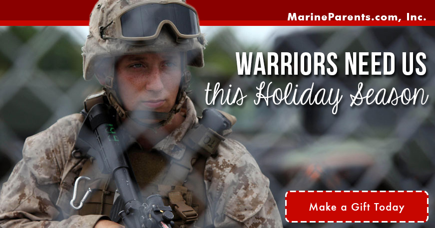 Make Your Year-End Donation to Wounded and Recovering Warriors