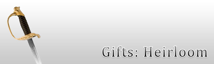 Gifts: Heirloom