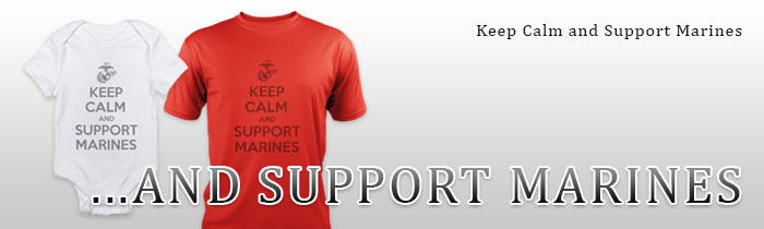 ...AND SUPPORT MARINES