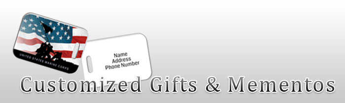 Customized Gifts & Mementos