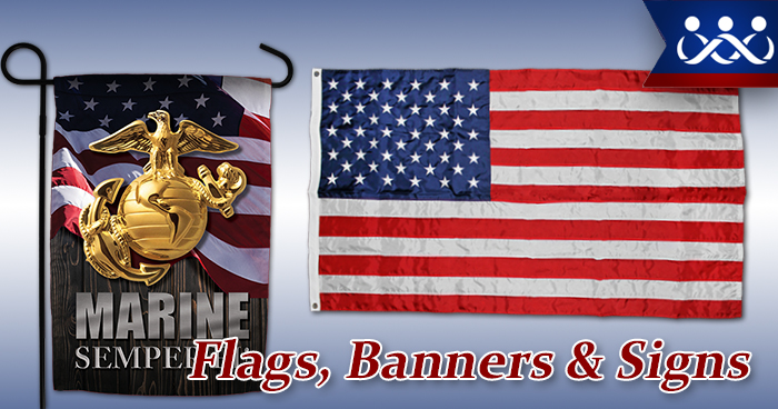 - Flags, Banners, & Signs