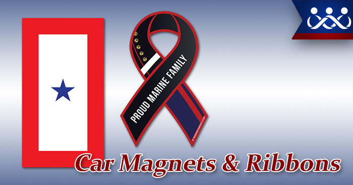 Car Magnets & Ribbons
