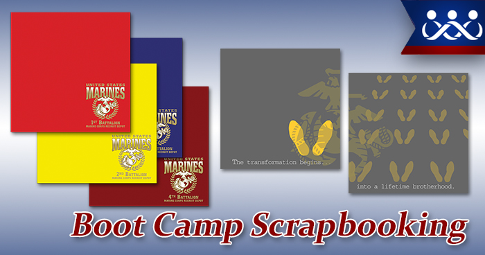 Boot Camp Scrapbooking