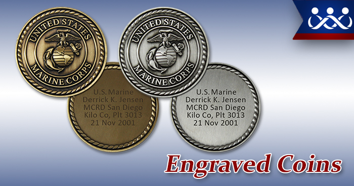 Engraved Coins