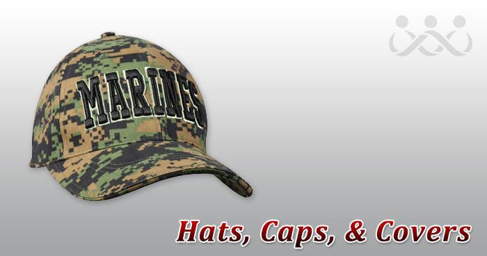Hats, Caps, & Covers