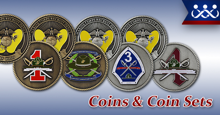 - Coins and Coin Sets