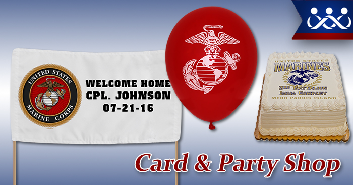 - Card & Party Shop