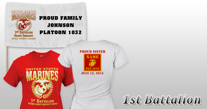 29791b10 Shop by Category > = Boot Camp/Graduation > 1st Battalion
