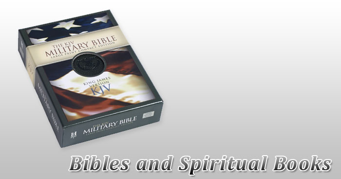 Bibles and Spiritual Books