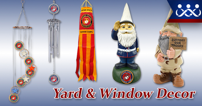 Yard & Window Decor