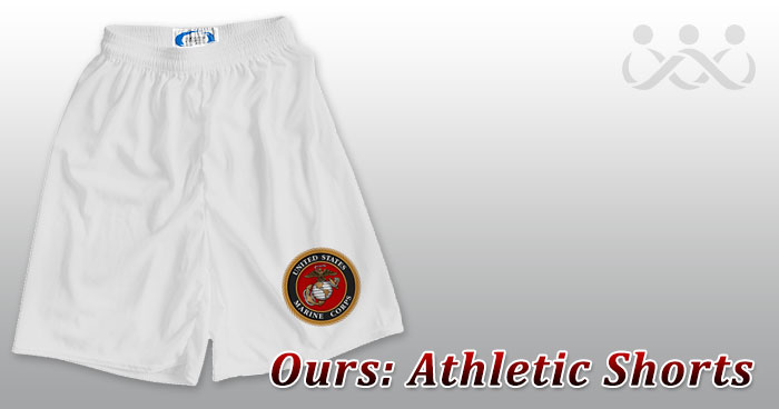 Ours: Athletic Shorts