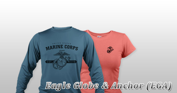 Eagle Globe & Anchor (EGA)