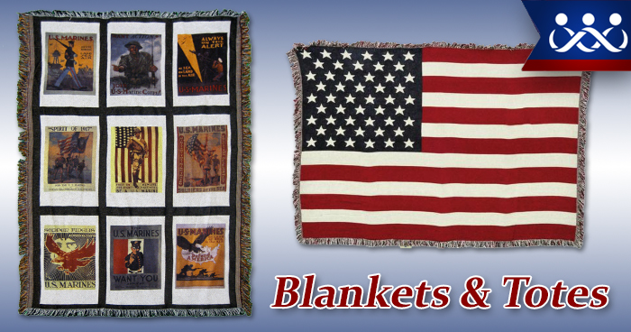 Blankets & Totes