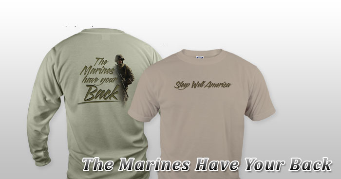 The Marines Have Your Back