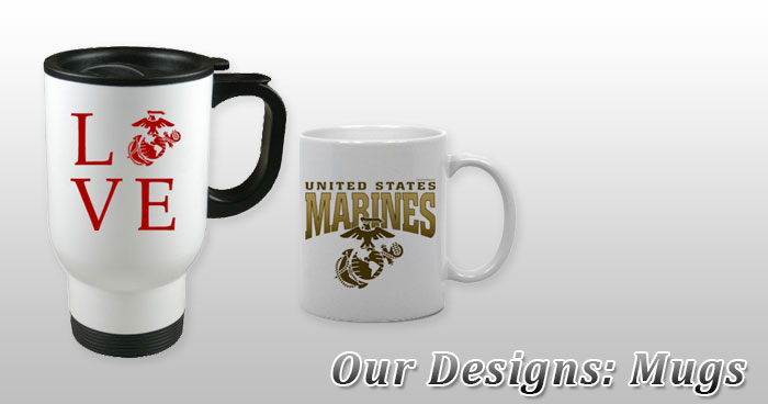 Our Designs: Mugs