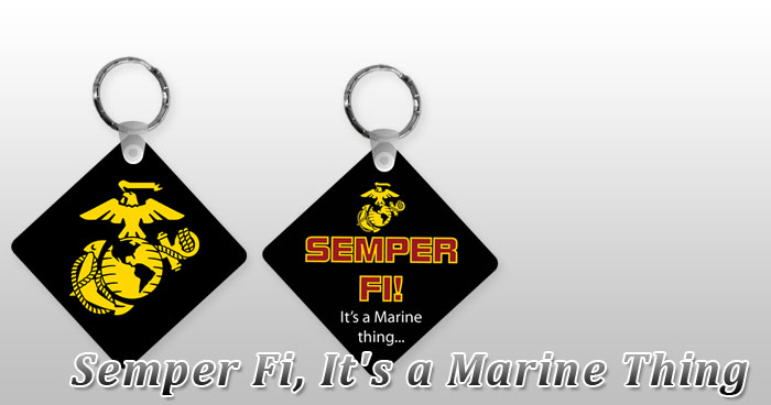 Semper Fi, It's a Marine Thing