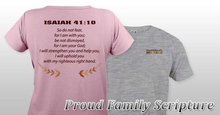 Proud Family Scripture