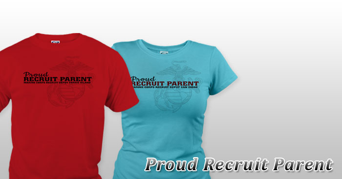 Proud Recruit Parent
