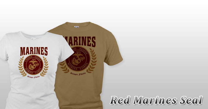 Red Marines Seal
