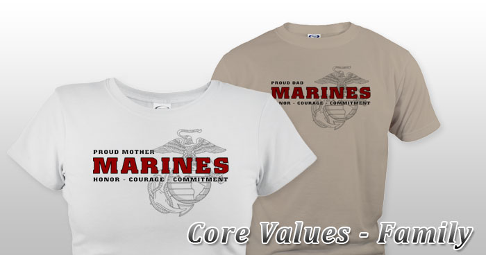 Core Values - Family
