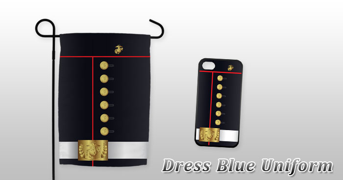 Dress Blue Uniform