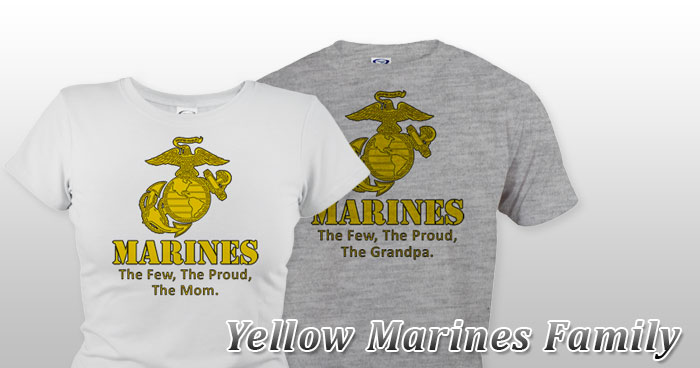 Yellow Marines Family