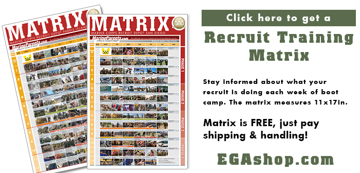 Recruit Training Matrix
