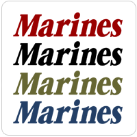You Save! Overstock: Marines