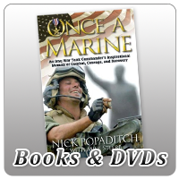 Marine Corps and Military Books