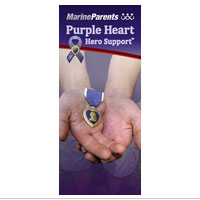 Outreach Brochure: Purple Heart Family Support