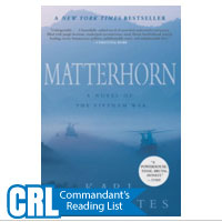 Matterhorn: A Novel of the Vietnam War