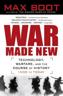 War Made New