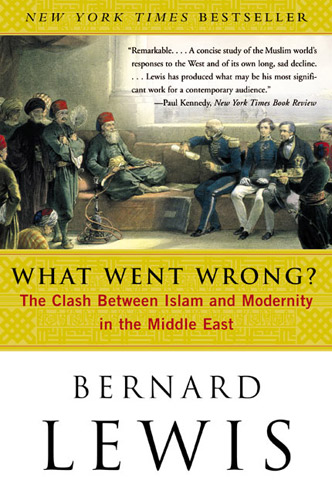 What Went Wrong? The Clash Between Islam and Modernity in he Middle East