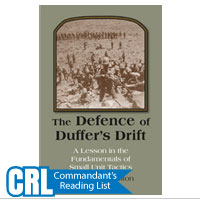 Defence Of Duffer's Drift, The: A Lesson in the Fundamentals of Small Unit Tactics