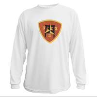 _Long Sleeve Shirt (Unisex): 3/3 Marines