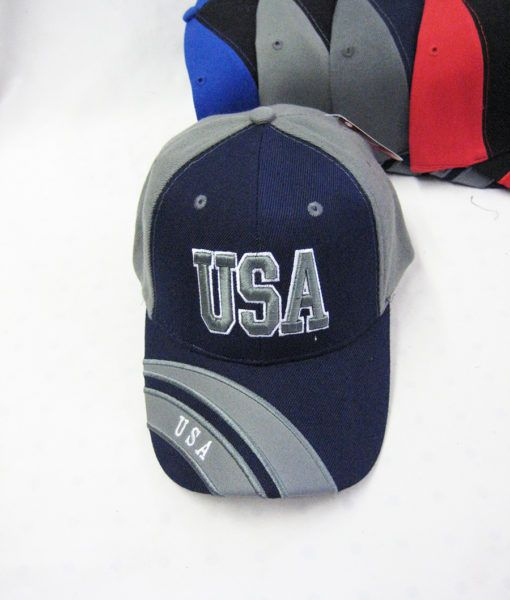 Cap: USA (Choose color)