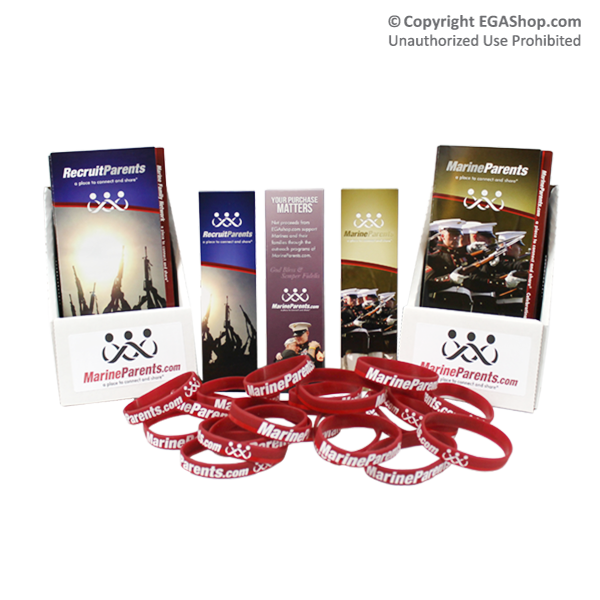 Corps Kit™ Poolee Presentation Kit (Brochures & Displays)
