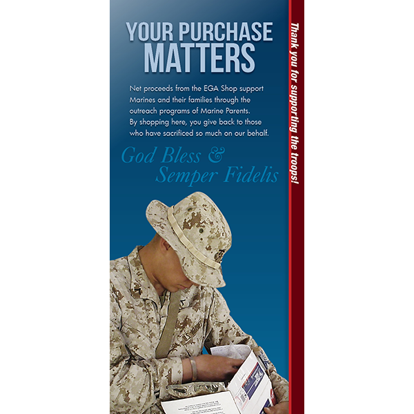 General Brochure: Your Purchase Matters (EGA Shop)