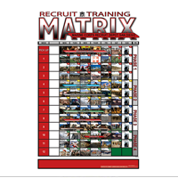 __Recruit Training Matrix: San Diego (MCRD)