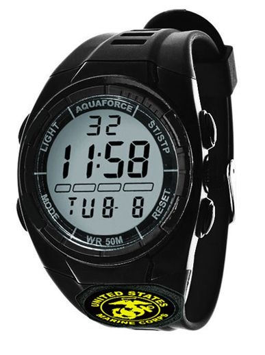 Watch (Men's), USMC Digital Field Watch