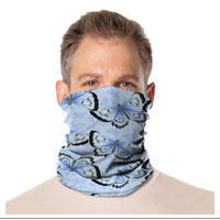 Gaiter Face Mask: Characters / Animals