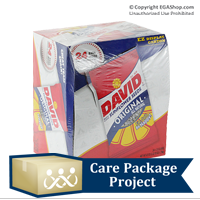Care Package Project Content: David Sunflower Seeds (Box of 24)