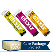 Care Package Project Content: Electrolyte Drink Tablets