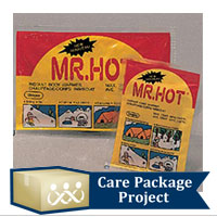 Care Package Project Content: Handwarmers (Pkg of 10)