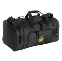 Duffel Bag: Carry On/Sport-Locker Bag w/ EGA Embroidery