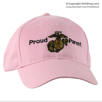Pink Cap, Proud Parent