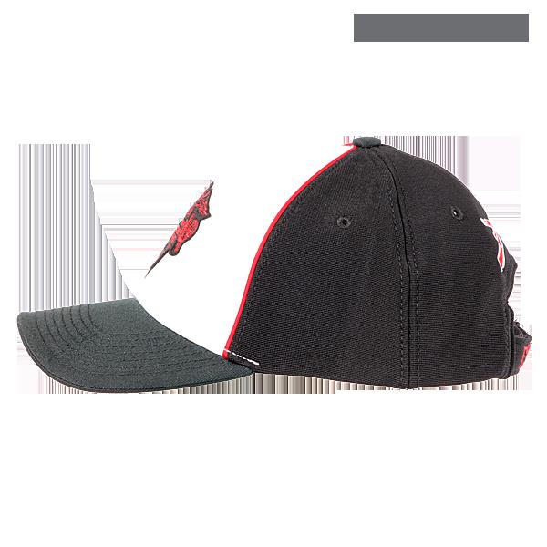 Cap Baseball Style Ega Black White