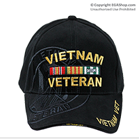 Cap: Vietnam Veteran Shadow Cap